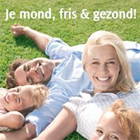 Brochure: je mond fris en gezond